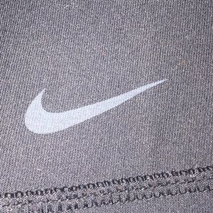 Nike dry fit athletic joggers